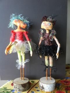Rosie's dolls