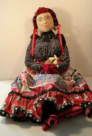 Wanda's Mexican lady