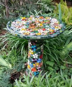 Beth's flower fountain#1
