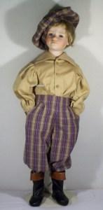 Shirley's boy doll