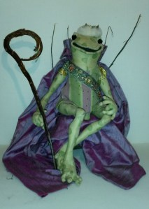 Shirley's Frog