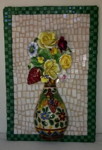 Bouquet mosaic