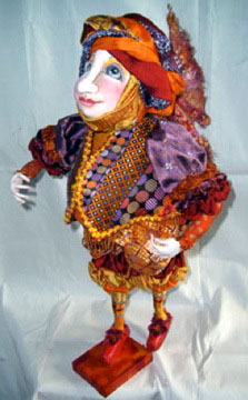 Colleen's doll 1