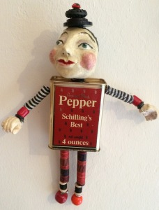 Colleen's pepper tin