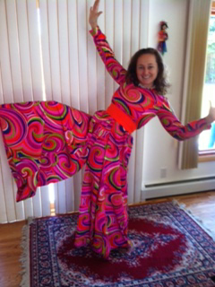 Colleen's prom dress