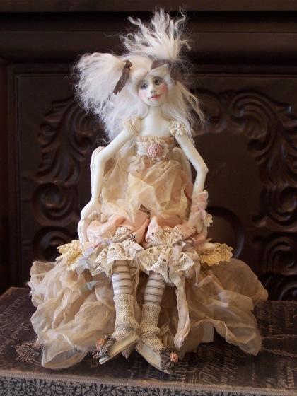 Barbara's Petaluma doll