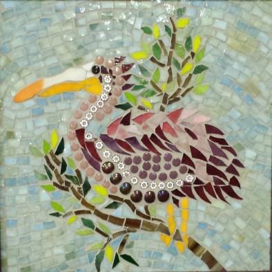 Suzanne's bird 8-16