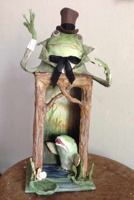Melissa T Frog