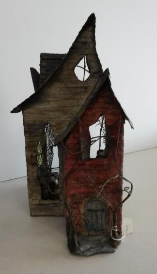 Melissa T Spooky House