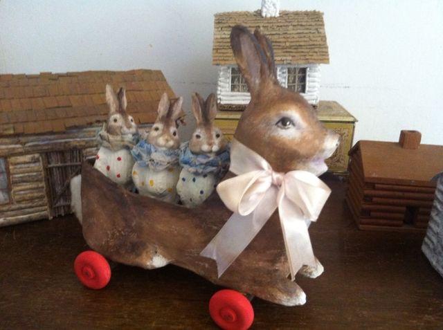 Melissa Terecks Bunny