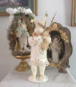 Melissa Tereck's White Rabbit